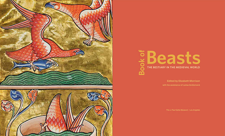 Book of Beasts<br>The Bestiary in the Medieval World (Pre-Order)