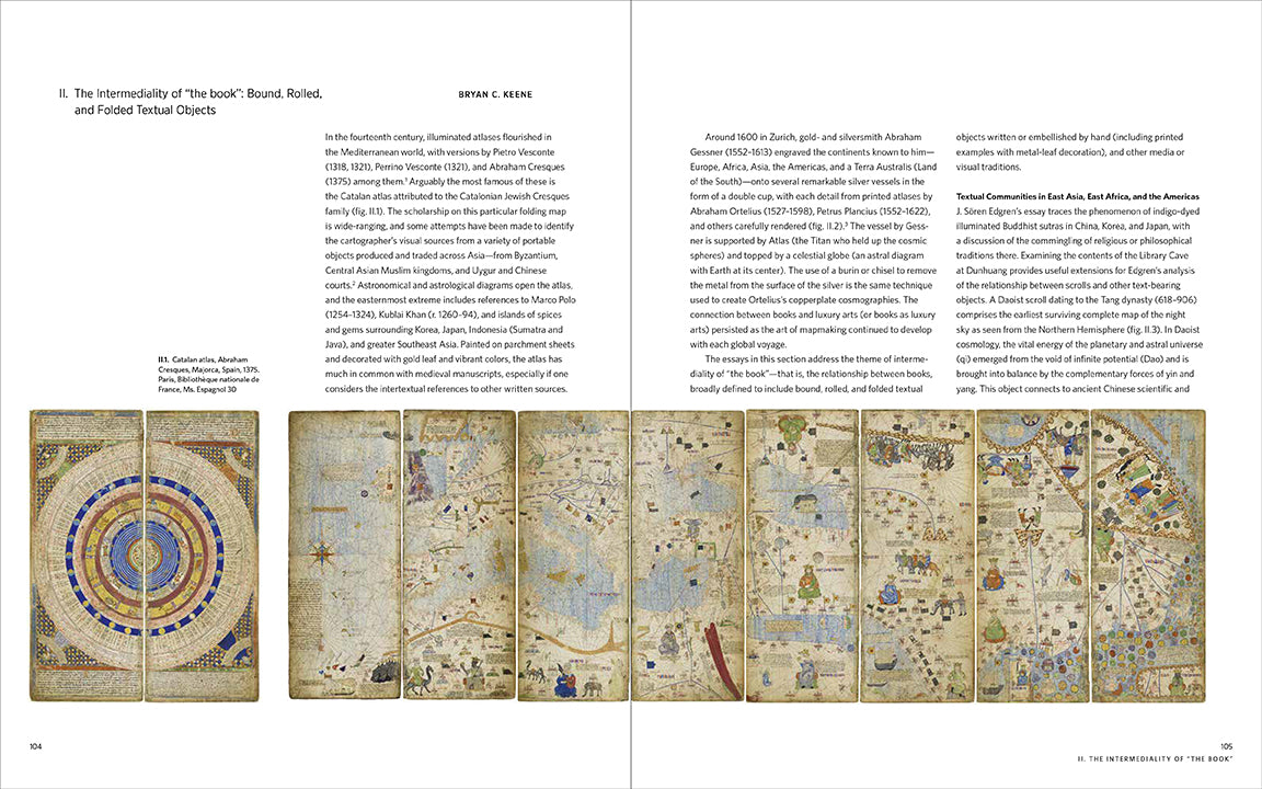 Toward a Global Middle Ages: Encountering the World through Illuminated Manuscripts | Getty Store