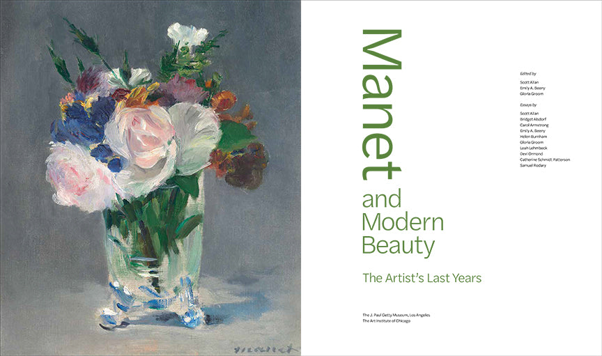 Manet and Modern Beauty: The Artist's Last Years | Getty Store