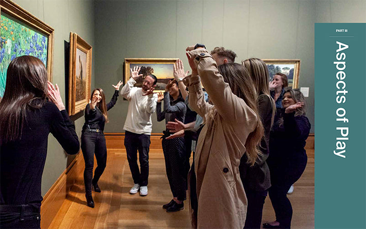 Activity-Based Teaching in the Art Museum: Movement, Embodiment, Emotion | Getty Store