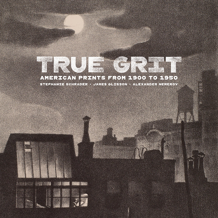 True Grit: American Prints from 1900 to 1950 | Getty Store