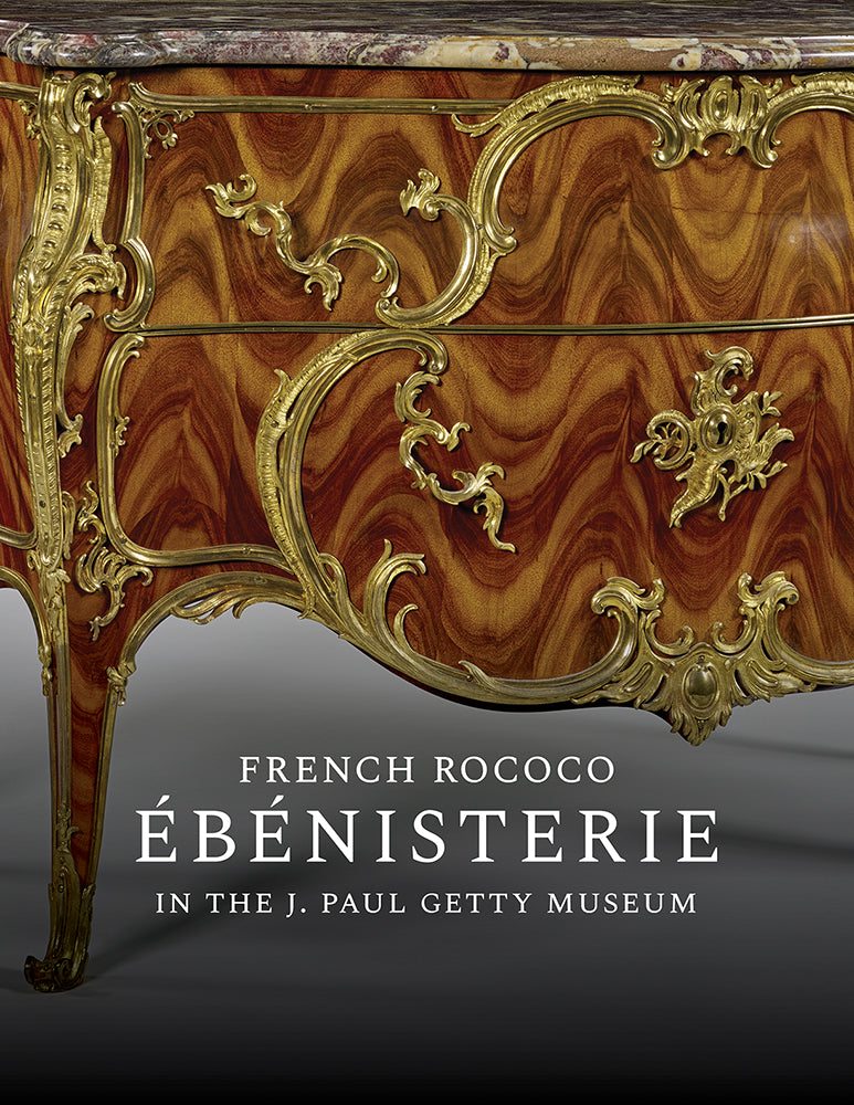 French Rococo Ébénisterie in the J. Paul Getty Museum | Getty Store