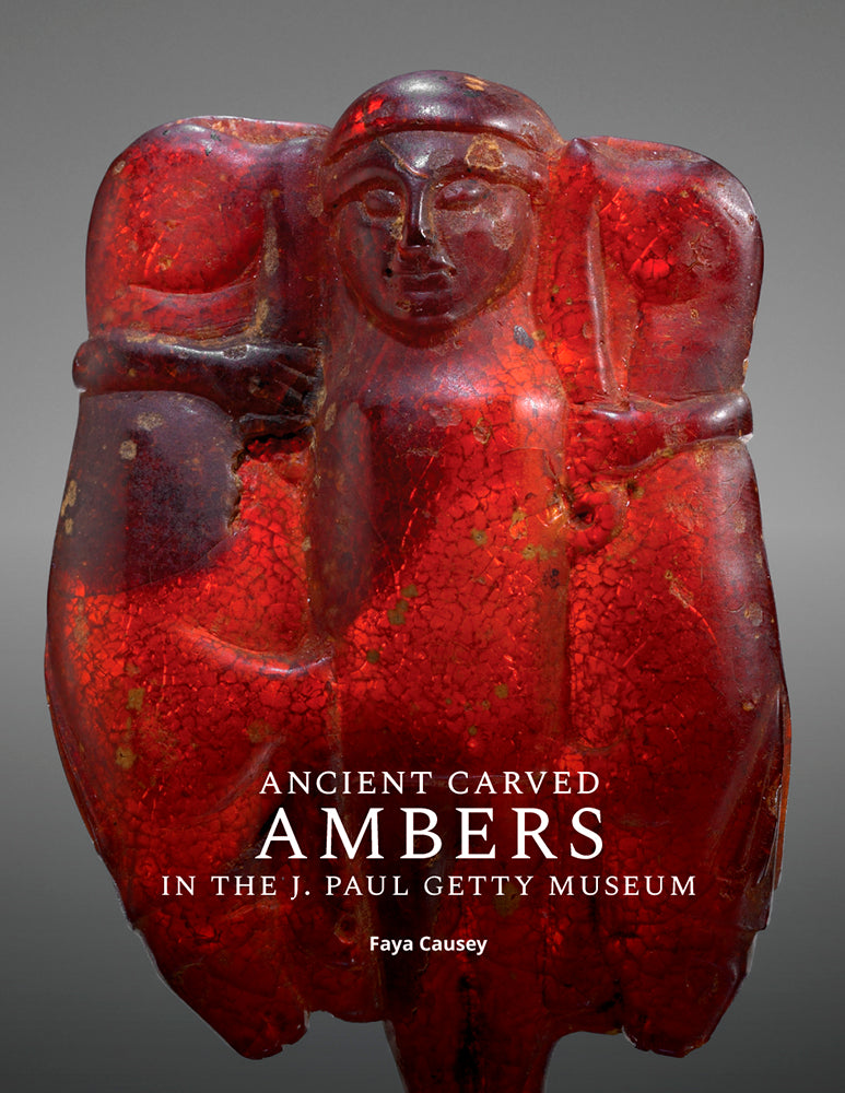 Ancient Carved Ambers in the J. Paul Getty Museum  | Getty Store