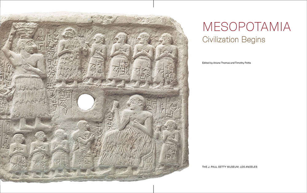 Mesopotamia: Civilization Begins | Getty Store