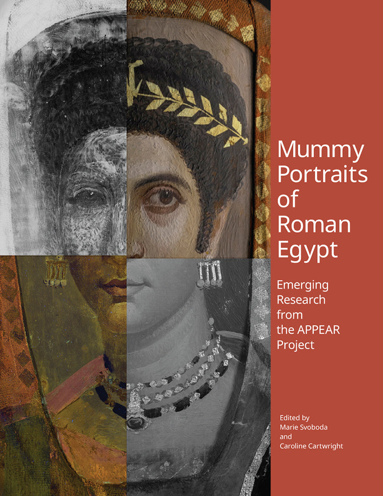 Mummy Portraits of Roman Egypt: Emerging Research from the APPEAR Project | Getty Store