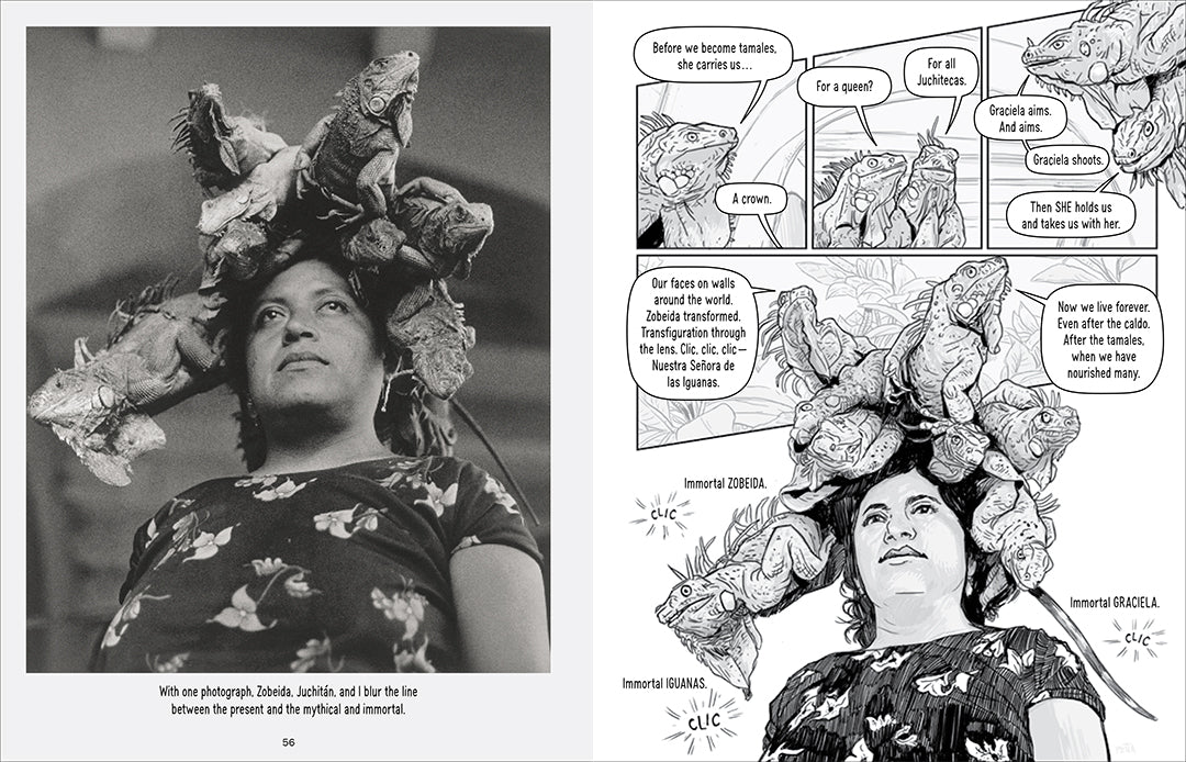 Photographic: The Life of Graciela Iturbide | Getty Store