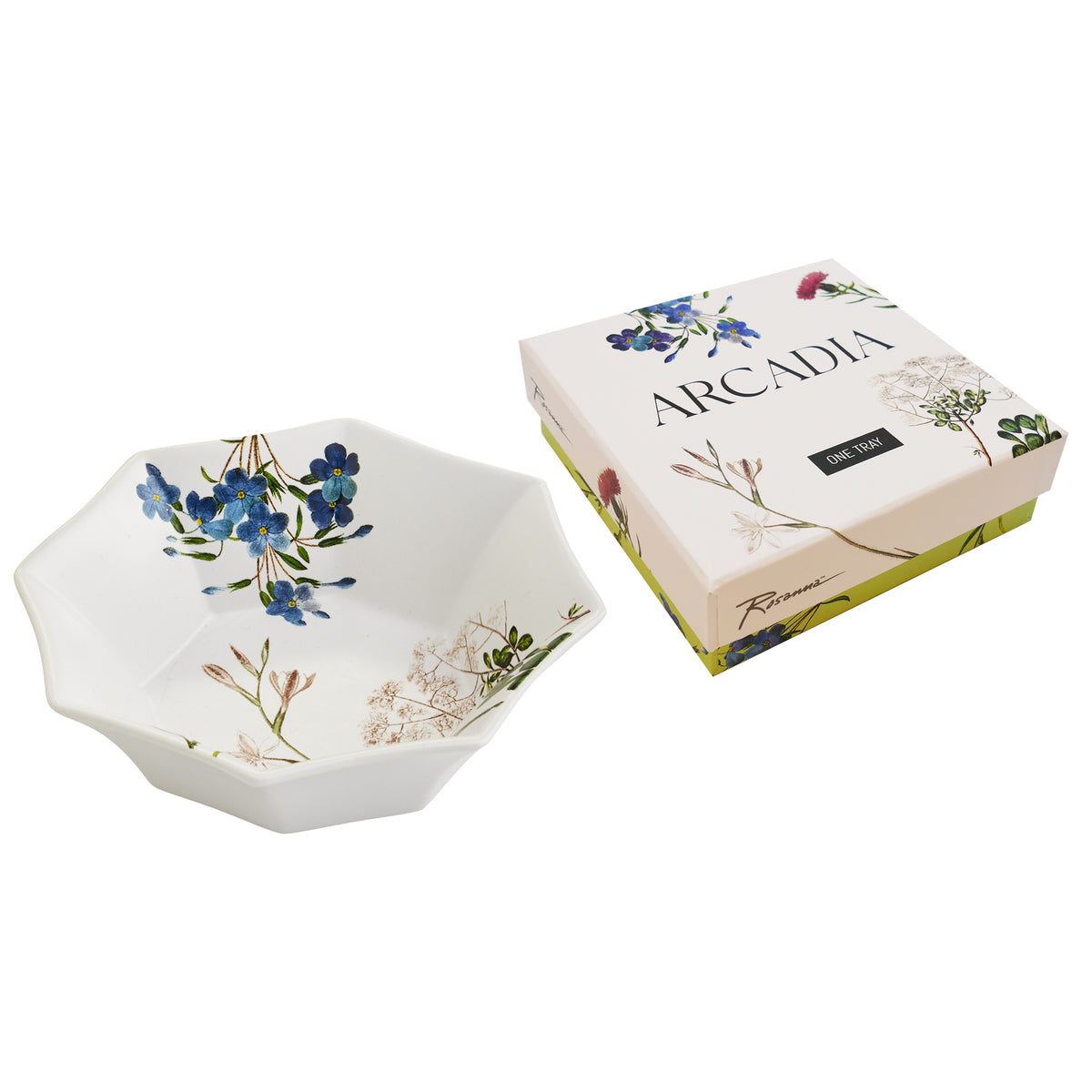 Octagon Bowl- Arcadia Floral | Getty Store