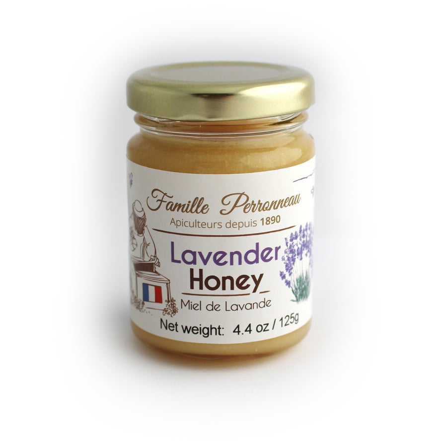 Maritime Lavender Honey