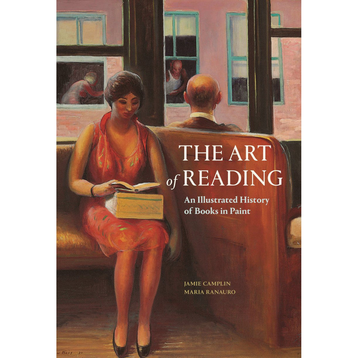 The Art of Reading: An Illustrated History of Books in Paint | Getty Store