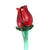Single Art Glass Rose | Getty Store