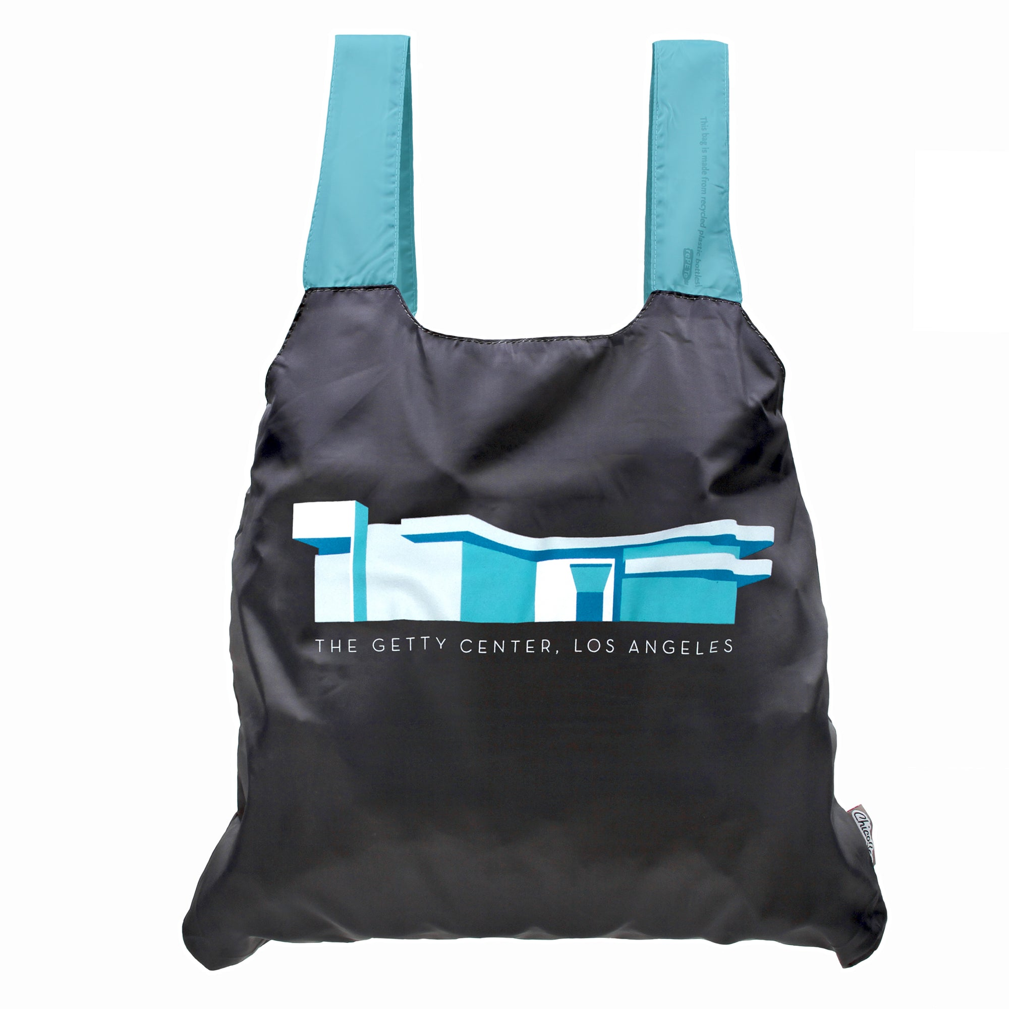 Museum Entrance Reusable Tote Bag