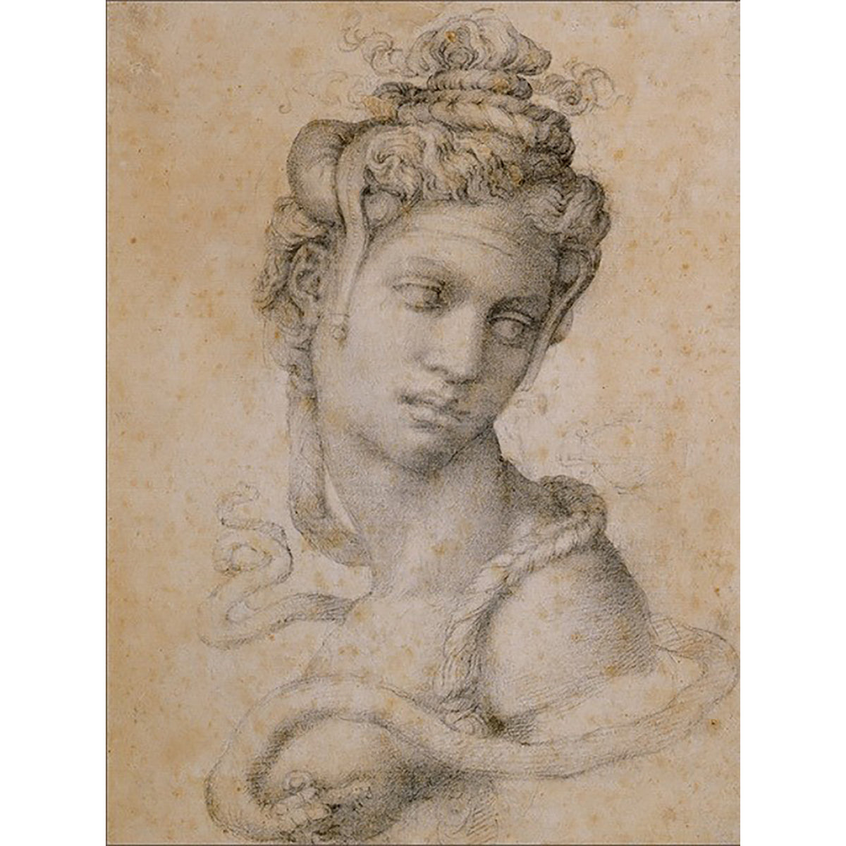 Notecard Set - Michelangelo Drawings
