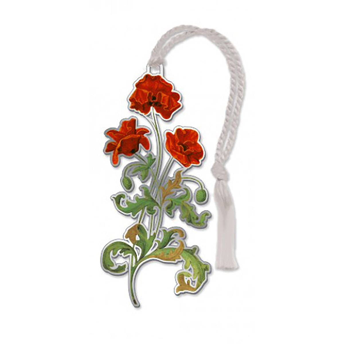 Red Poppies Bookmark | Getty Store