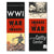 Getty Exhibition Banner (set of 2) - World War I: War of Images, Images of War