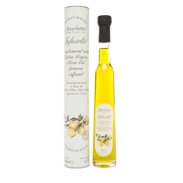 Lemon-Infused Italian Olive OIl