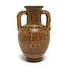 Greek Amphora Vase - Geometric Pattern