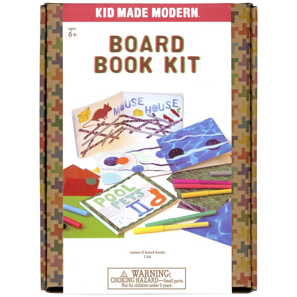 Board Book Kit