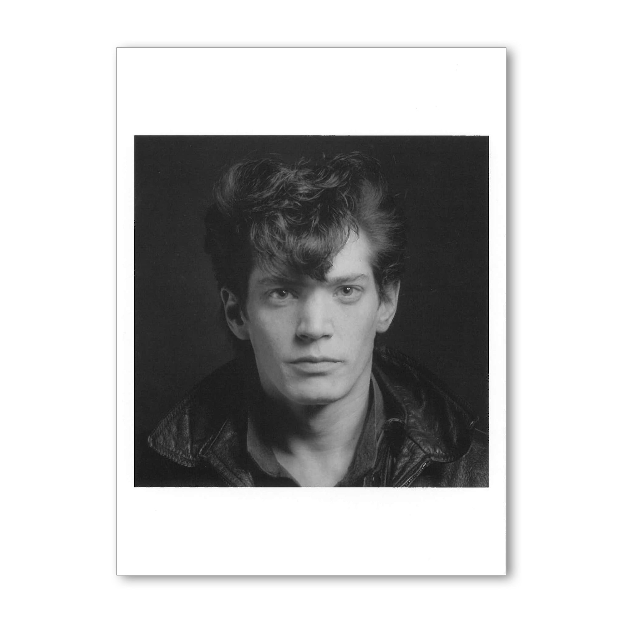 Mapplethorpe- Self Portrait- Postcard | Getty Store