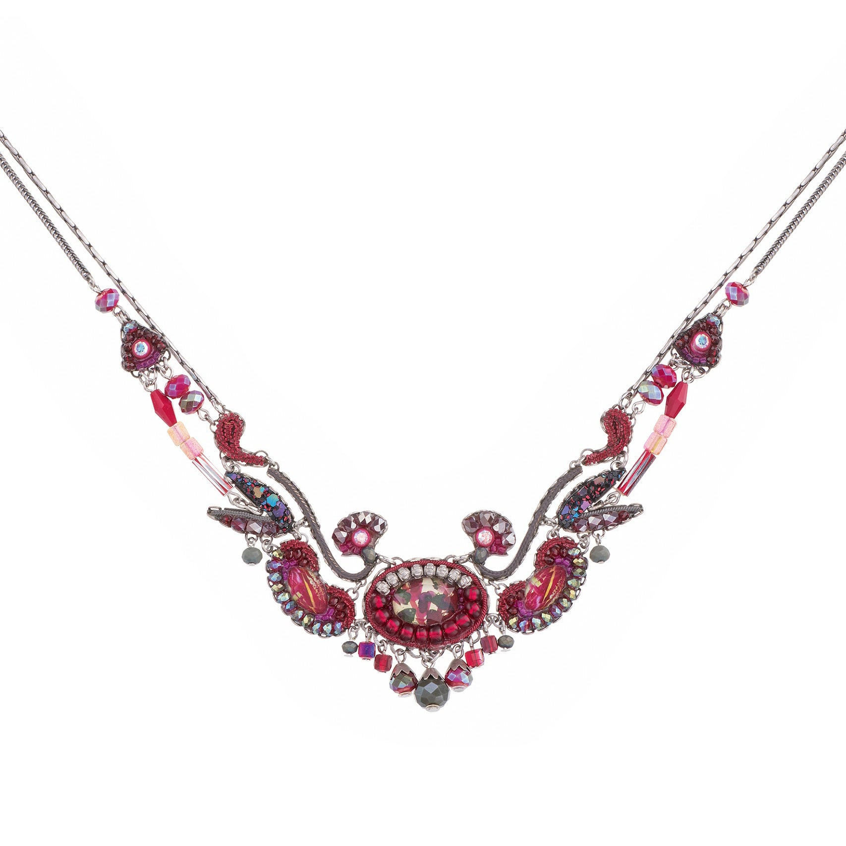 Crimson Flame Necklace- Ayala Bar | Getty Store