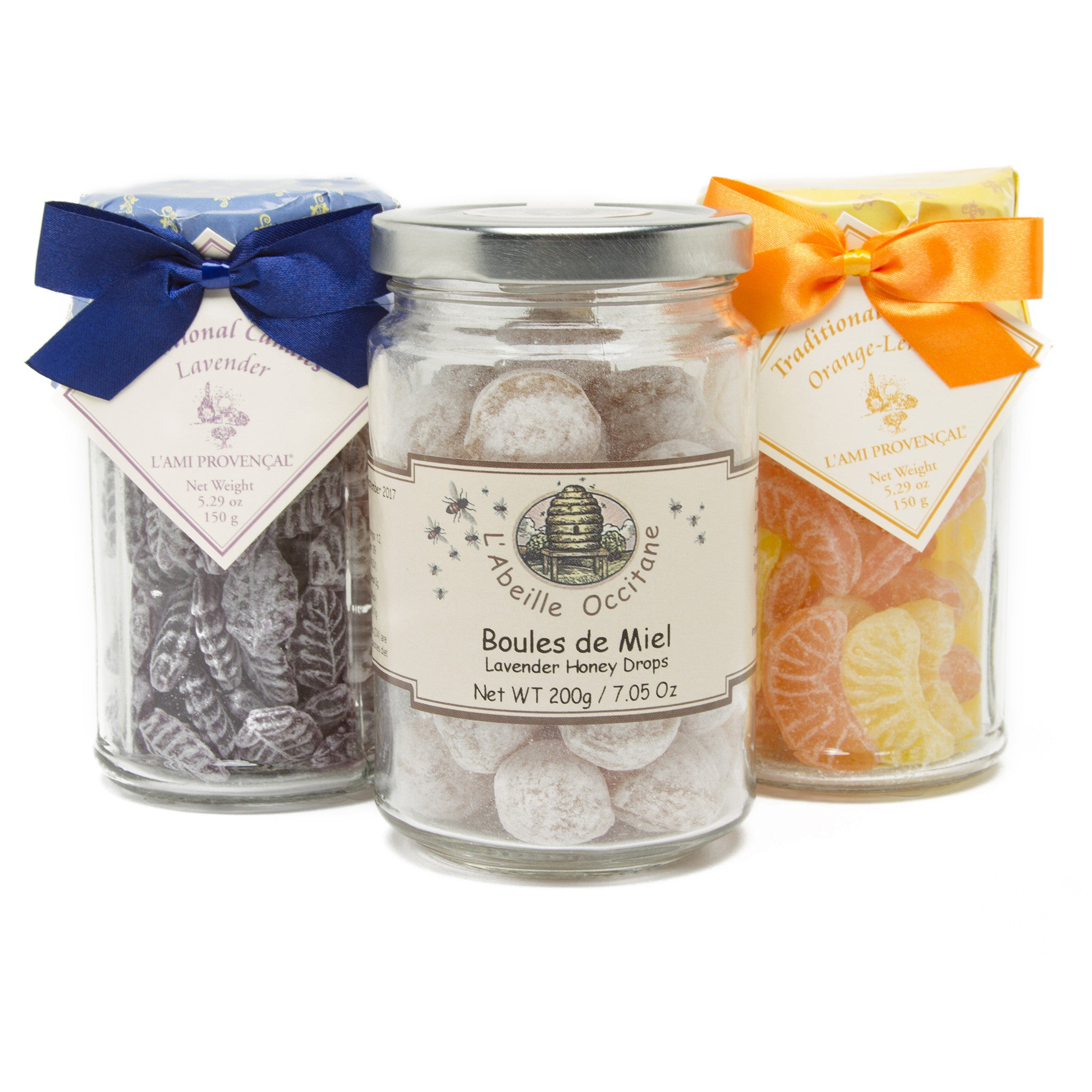 Gift Set - Candies from Provence, France – The Getty Store