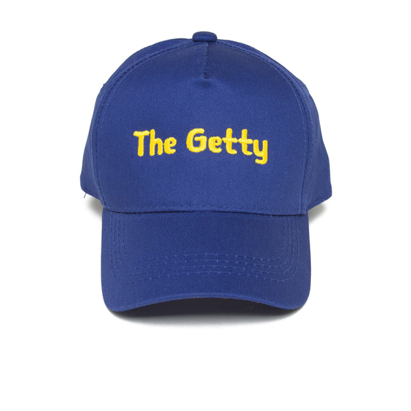 Getty Youth Cap - Blue