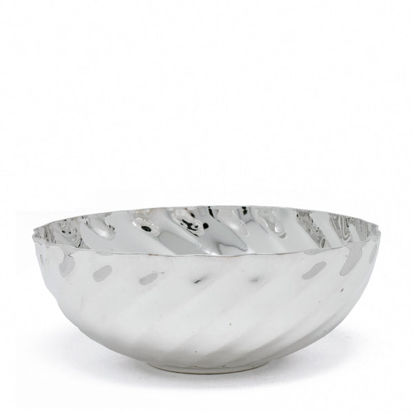 Tod Treasure Bowl - Silver Plated
