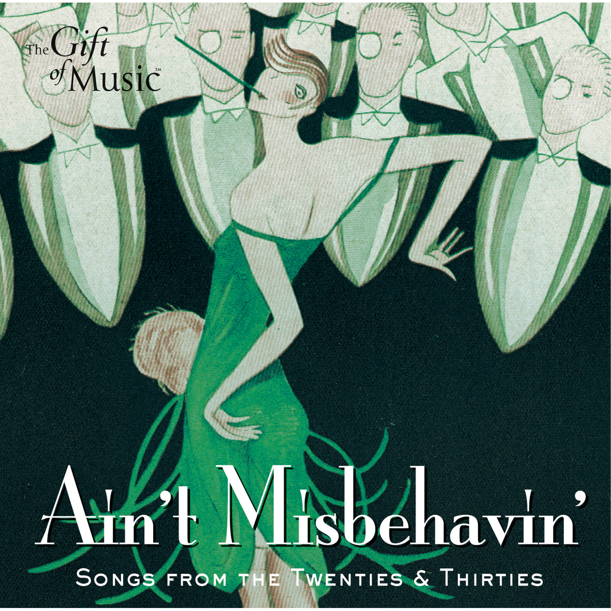 CD - Ain't Misbehavin': Songs From the Twenties and Thirties | Getty Store