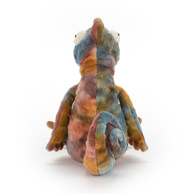 Colin Chameleon Plush Toy