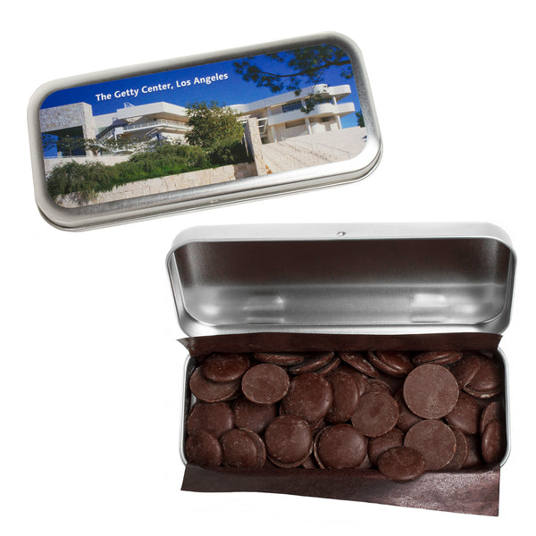 Getty Center Chocolate Tin