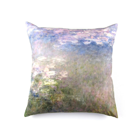 Claude Monet Pillow - <i>Waterlilies</i>