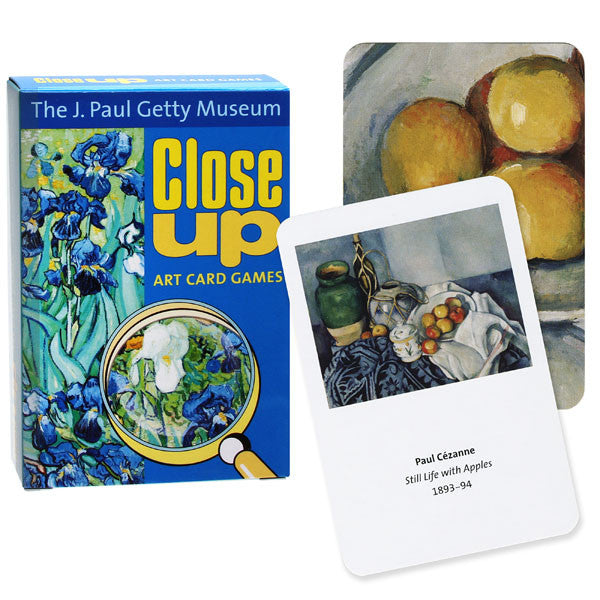 Close Up Art Card Game