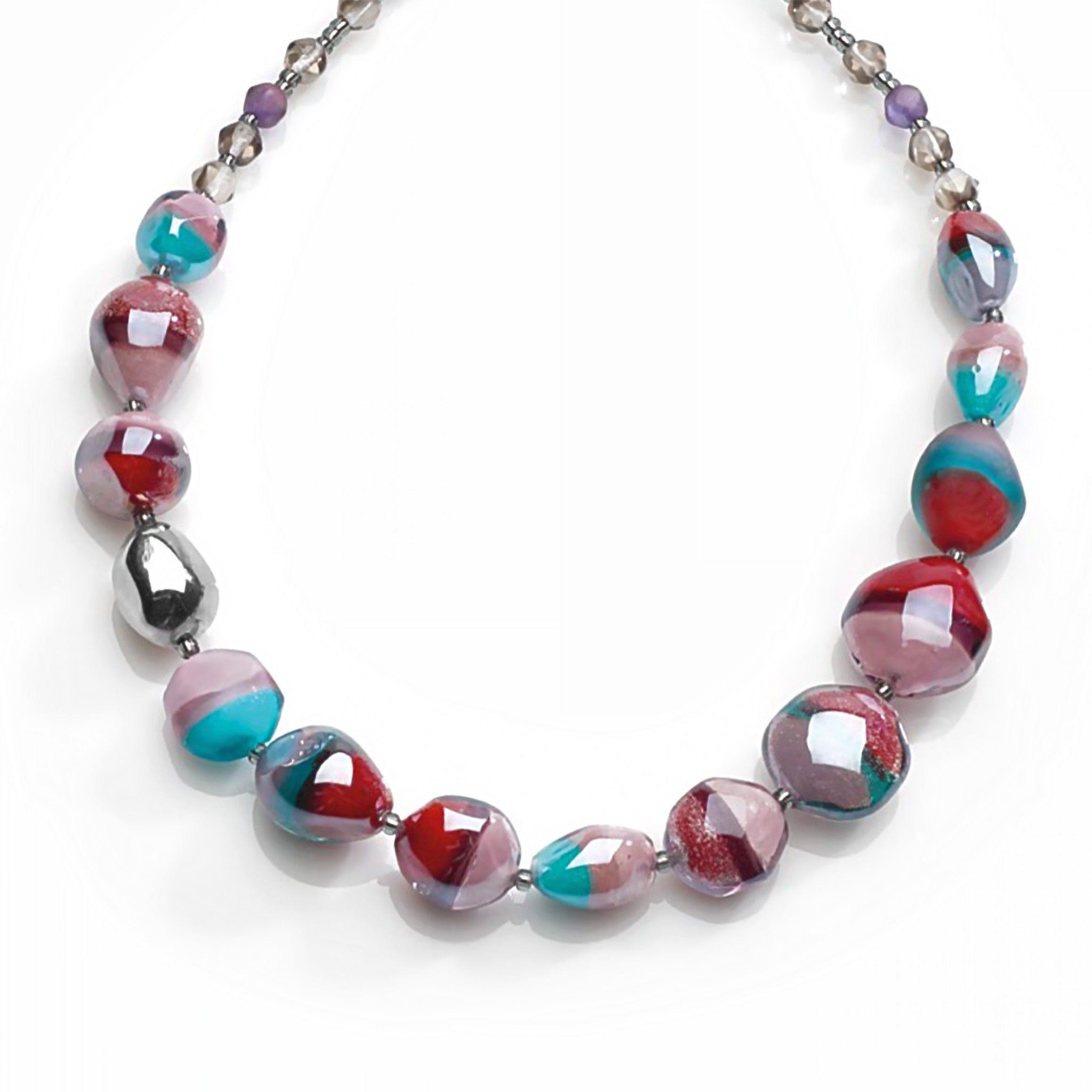 getty large products store the art murano glass necklace