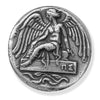 Greek Coin Reproduction - Nike and Eagle