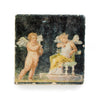 Cupids Roman Fresco Coaster
