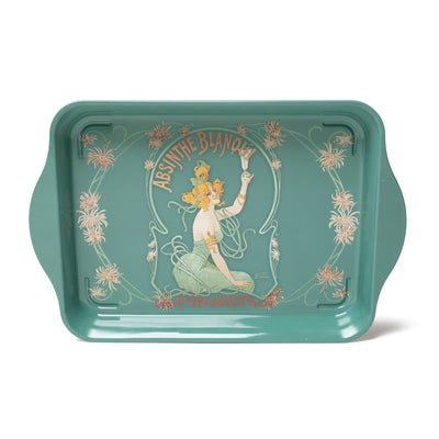 French Absinthe Trays - Set of Three