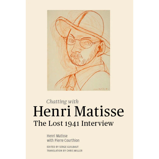 Chatting with Henri Matisse: The Lost 1941 Interview | Getty Store
