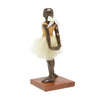 "Edgar  Degas Sculpture (6"" H) - The Fourteen-year-old Dancer"