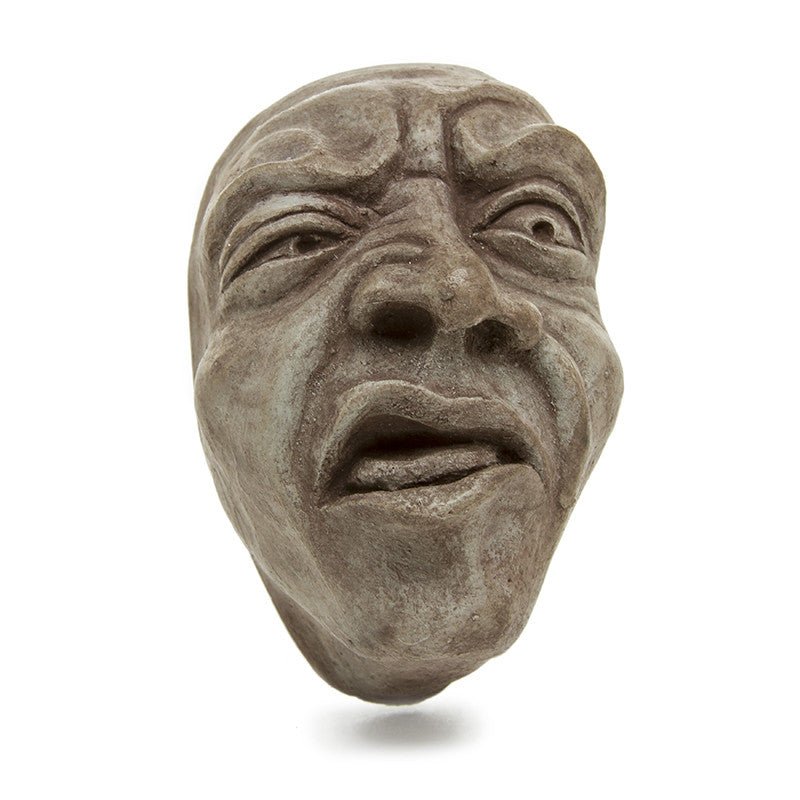Sculpture Face - Disgusted