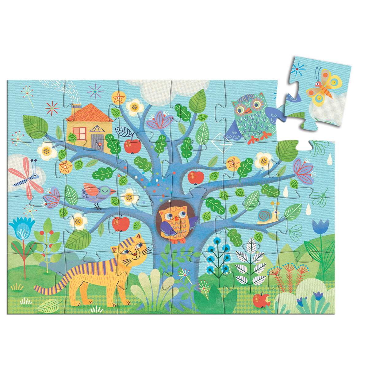 Hello Owl Puzzle | Getty Store