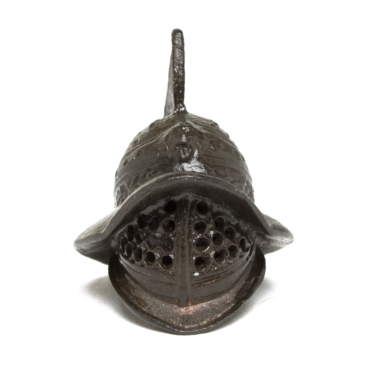Roman Gladiator Helmet - Cast Brass Reproduction | Getty Store