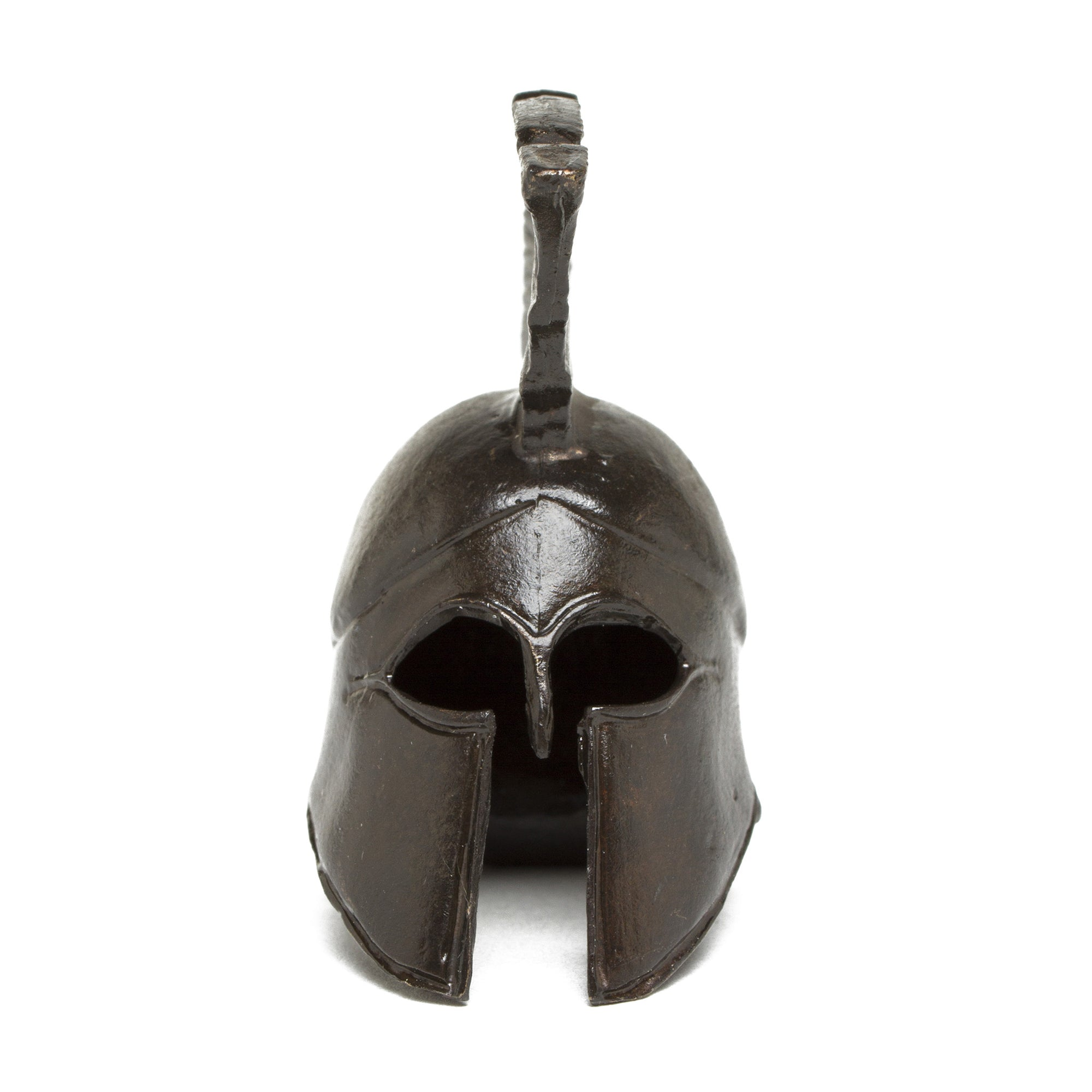 Greek Corinthian Style Helmet - Cast Brass Reproduction | Getty Store