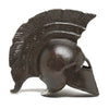 Greek Corinthian Style Helmet - Cast Brass Reproduction