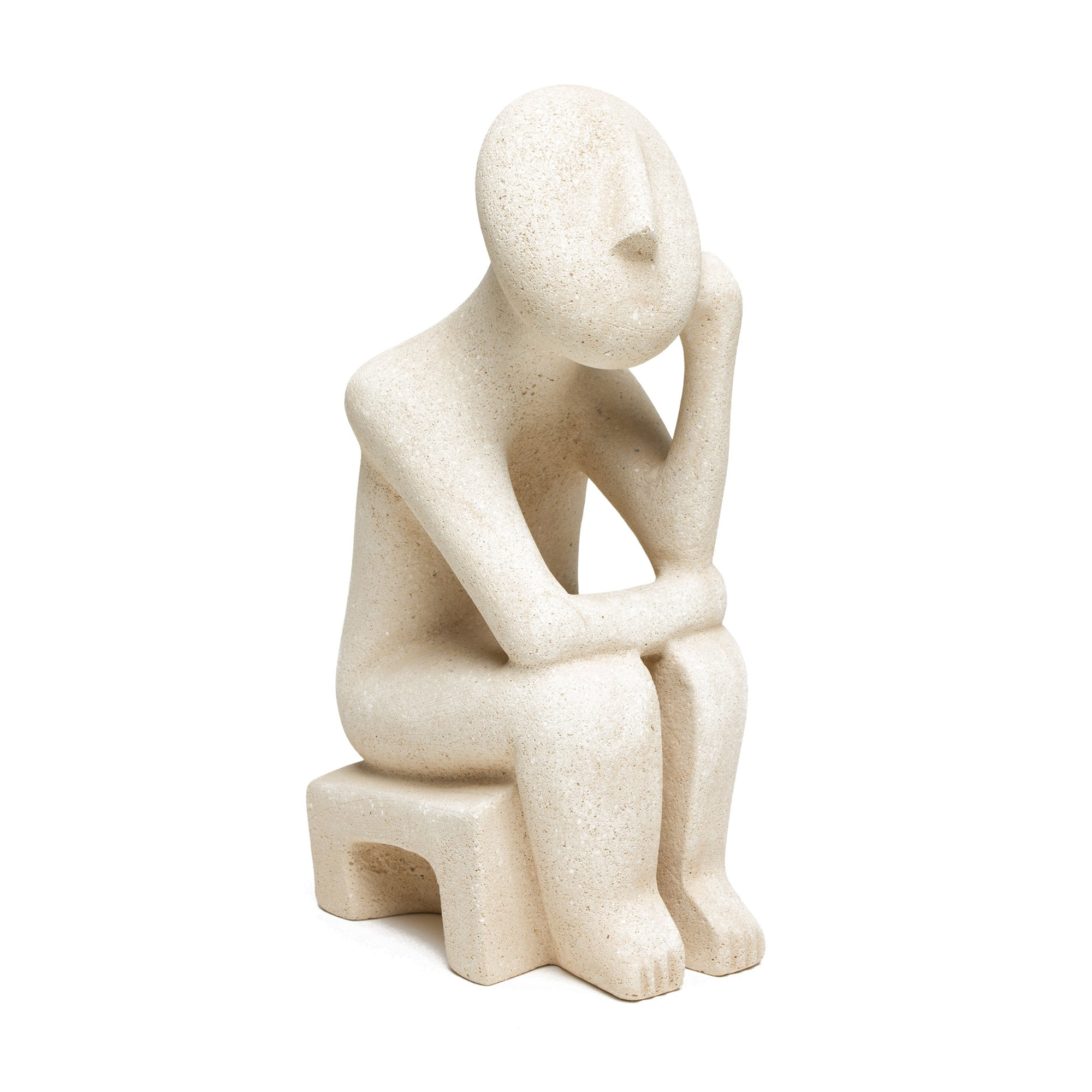 cycladic thinker 8 h the getty store