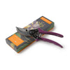 Hand Pruners with Gift Box -  Passiflora Design