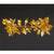Laurel Leaf Barrette-Gold wreath artwork used as inspiration for barrette | Getty store