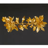 Laurel Leaf Comb-Gold wreath artwork used as inspiration for comb | Getty store