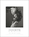 Herb Ritts Man with Chain Poster