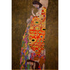 Klimt Silk Tie- Hope II in Turquoise- Inspiration artwork | Getty Store