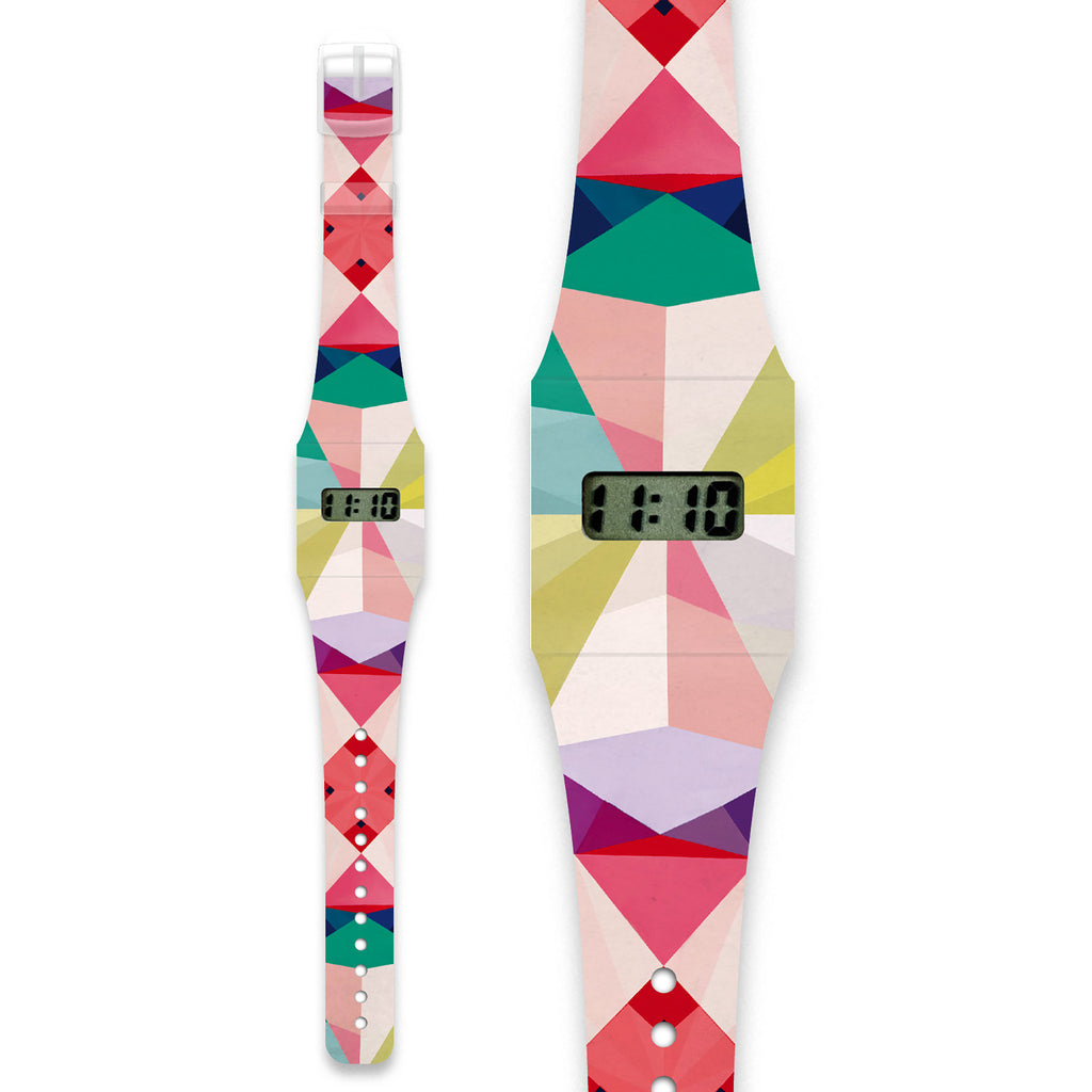 TYVEK Watch - Geometric