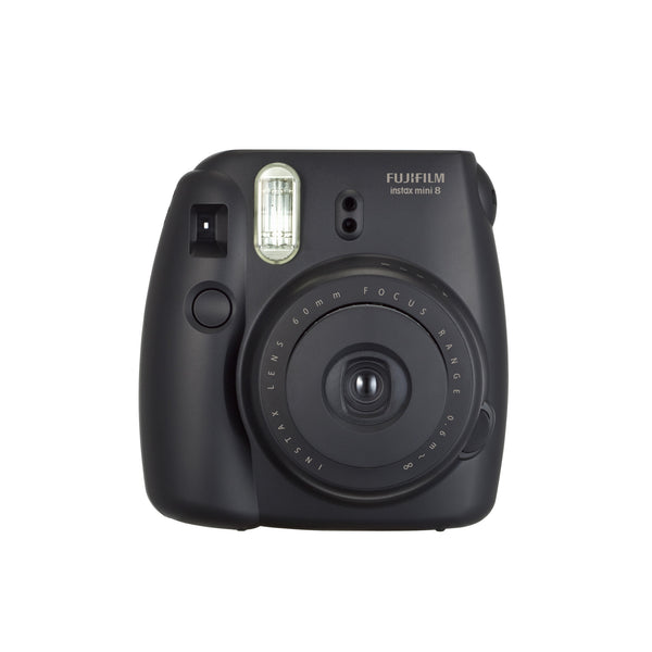 Black Instax Mini Camera by Fuji